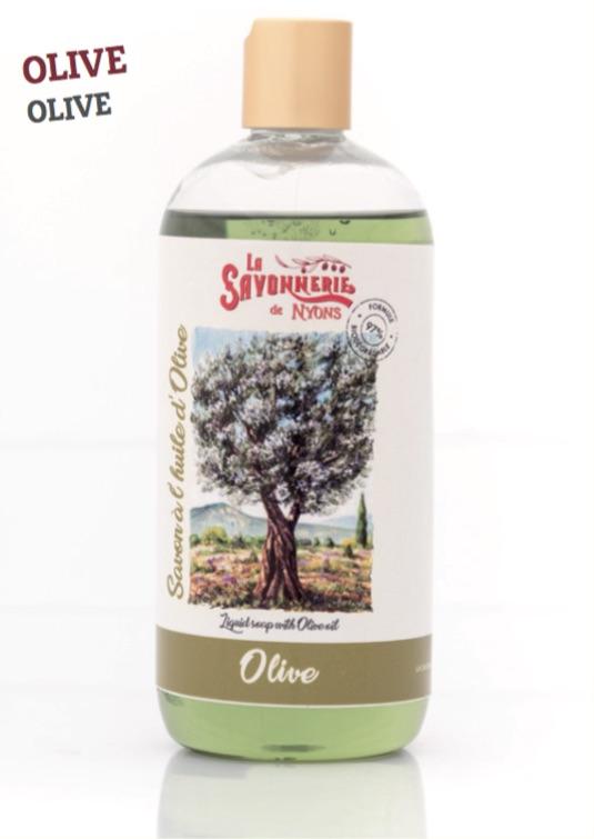 Flüssigseife Nachfüllung 1000ml - Oliven