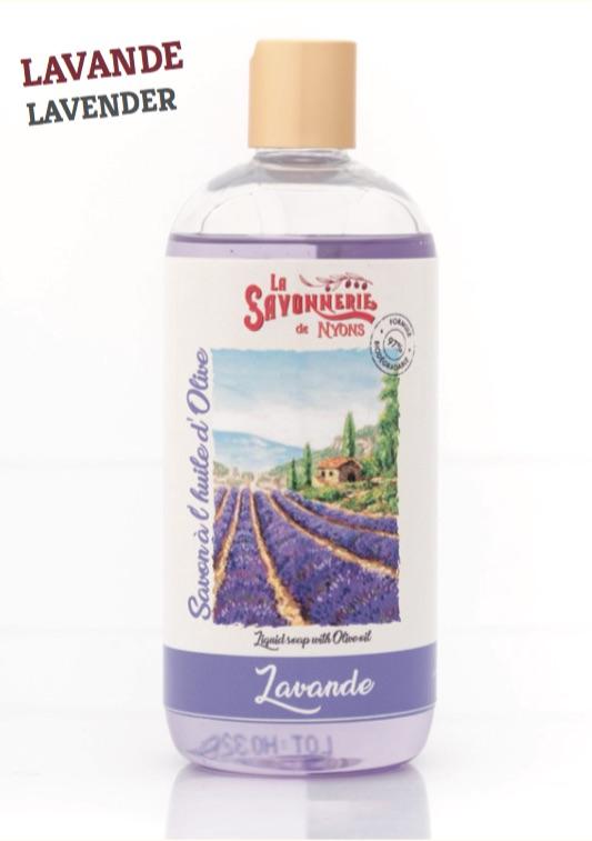 Flüssigseife Nachfüllung 1000ml - Lavendel