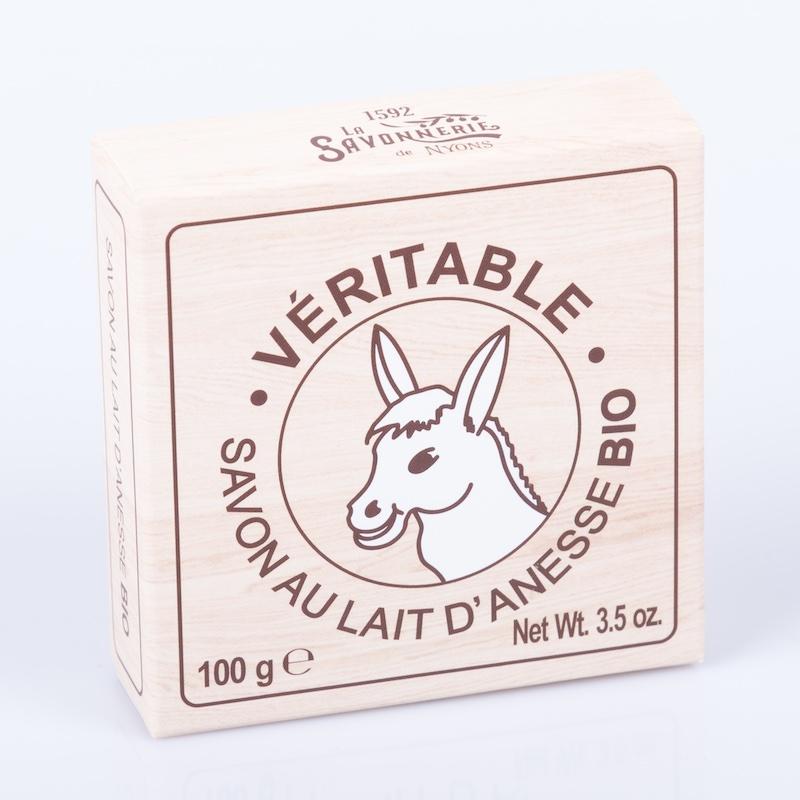 Runde Seifen 100g - Eselsmilch